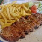 Foto zu Restaurant Thassos: 300 Gramm Lendenspieß