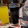 Cola, Fanta, Sprite-die alkoholfreien Getränke zum Menü