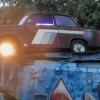 Kunst-Objekt: Auto