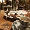 Petits Fours, Kaffee, Obst