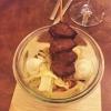 Ente gut Alles gut - Entenbrust, Weißkraut, Mandel, Curry, Kokos, Couscous