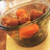 Asia Cannonball - Edelfischpraline, Algen, Ananas, Paprika, schwarzer Reis