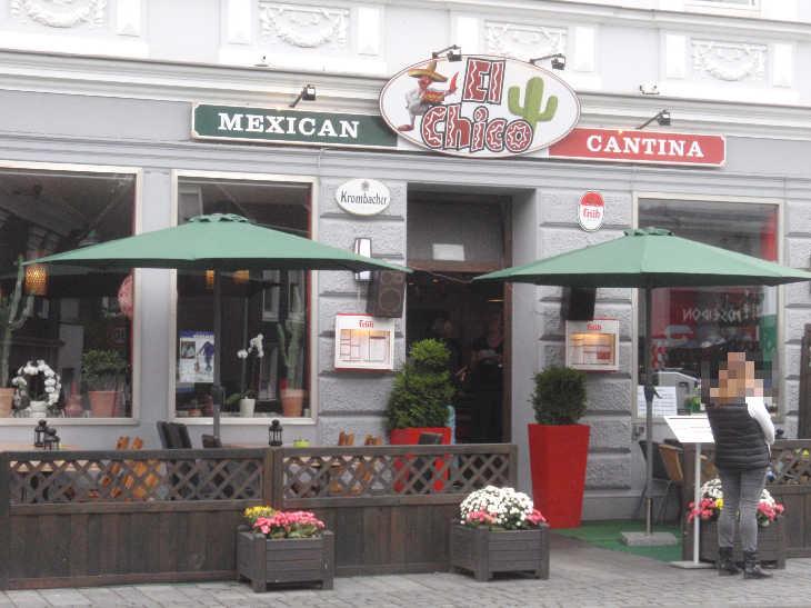 El Chico Restaurant in 42929 Wermelskirchen