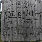 Foto zu Stie-Alm: Stie - Alm