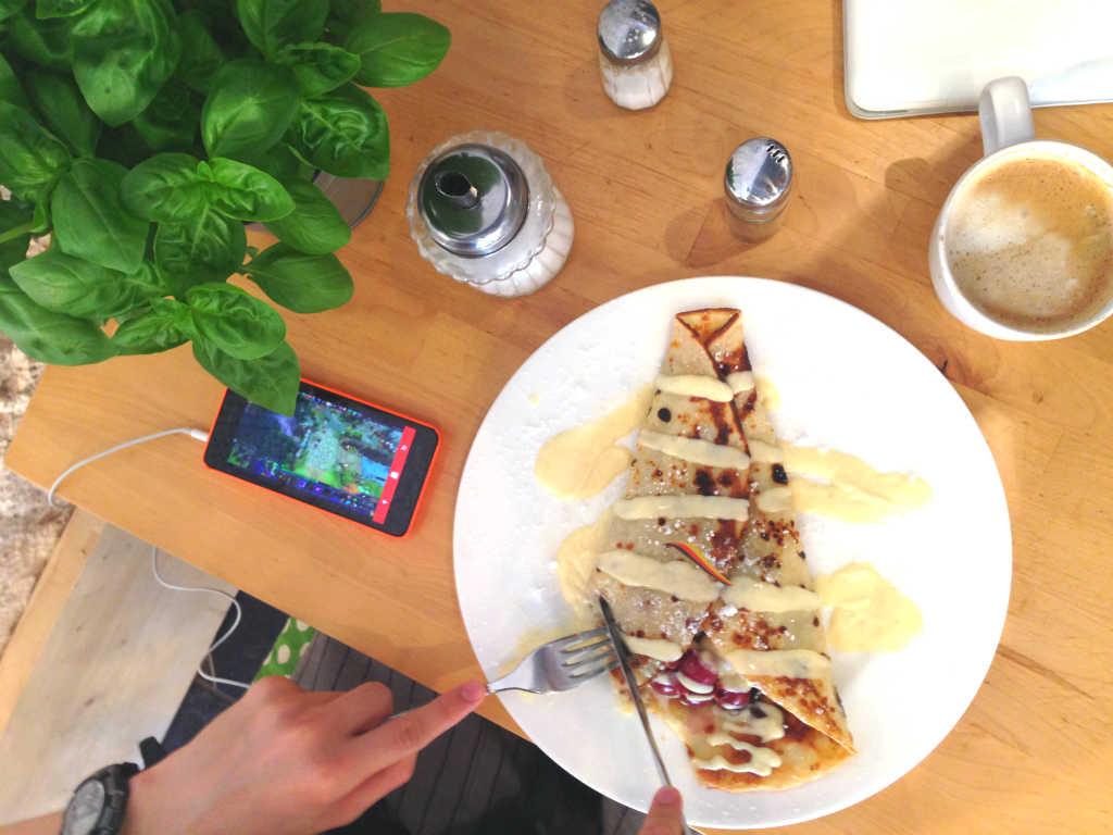 Bild zur Nachricht von Mr. Pancake Pancake House