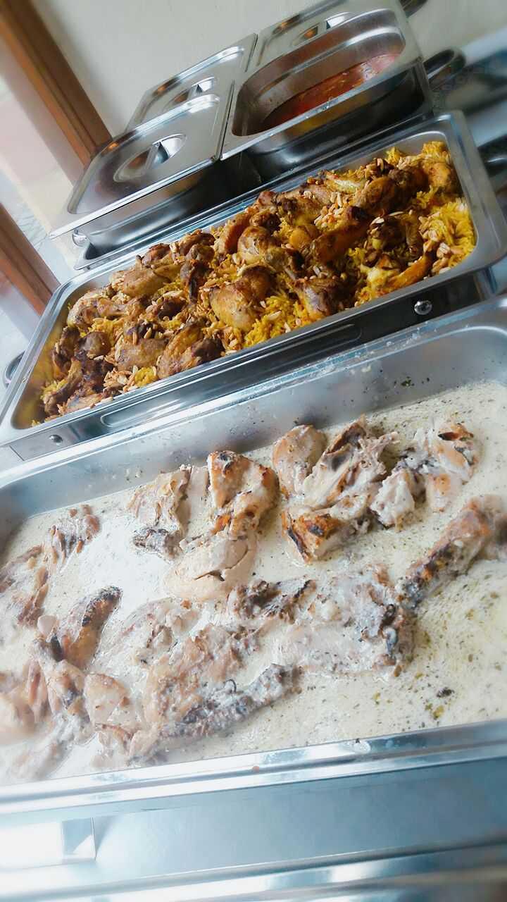 gute arabische Küche in gediegenem Ambiente, eine… - GastroGuide