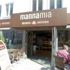 Foto zu Café Mannamia: Eingangsbereich