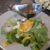 Beilagensalat zur Krustentierplatte