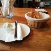 Baguette mit Schnittlauchcreme
