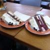 Ostfriesen und Sahne Kirsch Torte