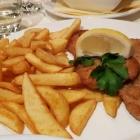 Foto zu Kyrburg: 1.2.19: Wiener Schnitzel mit Pommes