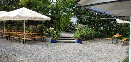 Bild von Der Pappelgarten · Naturfreundehaus Römerschanze
