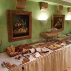 Foto zu Schloss Edesheim · Gourmetrestaurant: Frühstücksbuffet
