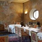 Foto zu Schloss Edesheim · Gourmetrestaurant: Restaurant - Kaminzimmer