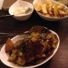Beilage Bratkartoffeln (und Mayonnaise&Grillhouse Fries)
