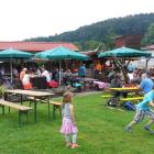 Foto zu Die bunte Kuh · Ebbelwoi-Straußwirtschaft ·  Bauernhof Rettig: Straußwirtschaft