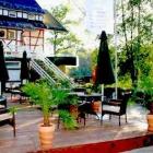Foto zu Café Ebniseeblick · Hotel Ebnisee: Seeterrasse