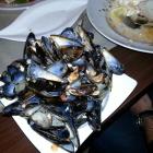 Foto zu Gasthaus im Hotel Rosenboom - Powers Pinte: Miesmuscheln aufgegessen