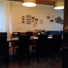 Foto zu Gasthaus im Hotel Rosenboom - Powers Pinte: Gastraum