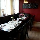 Foto zu Gasthaus im Hotel Rosenboom - Powers Pinte: Morgen`s gibt es hier Frühstück