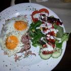Foto zu Gasthaus im Hotel Rosenboom - Powers Pinte: Krabbenbrot