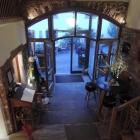 Foto zu Burrweiler Mühle · Weingut: Eingangsbereich