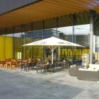 Foto zu Backstube Wünsche im Edeka Center: Außenanlage