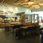 Foto zu Backstube Wünsche im Edeka Center: Verkauf und Restaurant