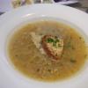 ranzösische Zwiebelsuppe