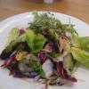 Salat zum Wildschweilrücken