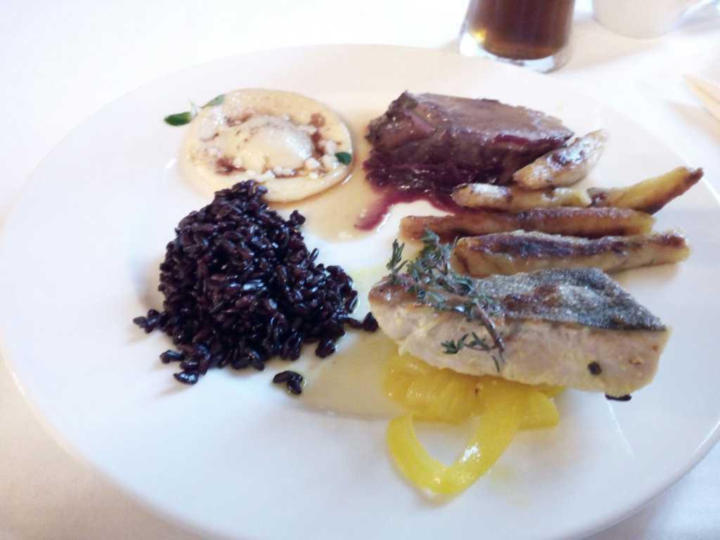 Schloss-Schänke Restaurant in 96482 Ahorn