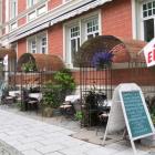 Foto zu Blumencafe in der grünen Galerie: