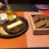 Brot, Butter und Olivenöl