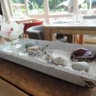 Foto zu Bootshaus · Weissenhaus Grand Village Resort: Maritime Tischdeko