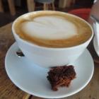 Foto zu Bootshaus · Weissenhaus Grand Village Resort: Der Cappuccino