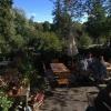 Terrasse zum Neckar hin