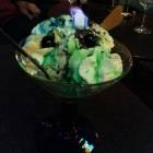 Foto zu Eiscafe Italia: Olympia Eisbecher