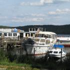 Foto zu Haus am See: Blick von der Terrasse