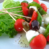 Tomate-Spiesschen