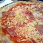 Foto zu Osteria Piccolo Paradiso: Pizza Hawaii