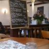 Tafel mit Tagesgerichten