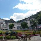 Foto zu Kurhotel Fürstenhof: Rückseite / Parkseite des Fürstenhof