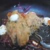 Kabeljau-Gericht
