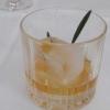 ein Cocktail zum Nachtisch
