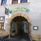 Foto zu Aroma · Coffee-Shop · Salatbar: .