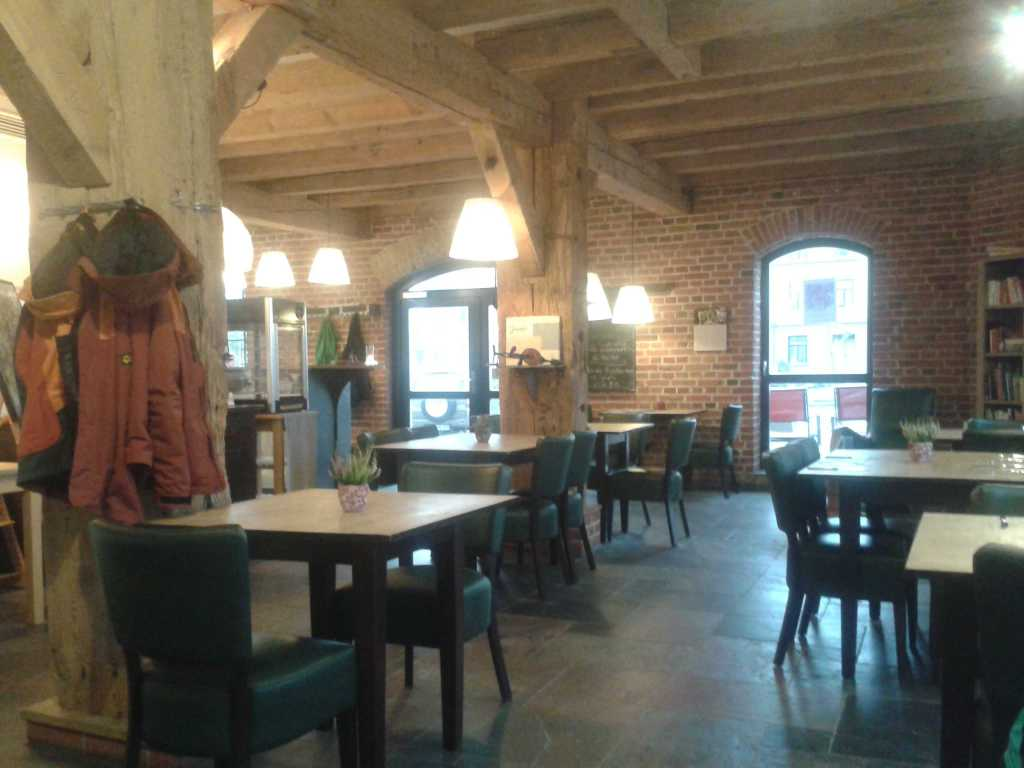 Christa`s nordische Küche im Hafenspeicher Restaurant in 18439 Stralsund