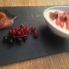 Panna Cotta / Guave / Rhabarber