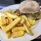 Foto zu Cindy's Diner Fichtenplan: 16.1.18 / Burger Tagesangebot