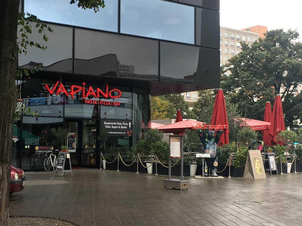 Vapiano Alexanderplatz Restaurant In 10178 Berlin Mitte