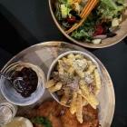 Foto zu LeBonBon: Wiener Schnitzel im LBonBon